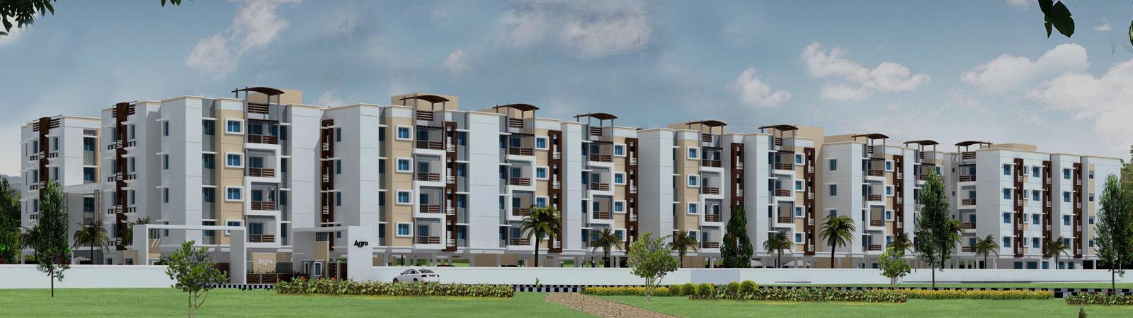 Purchase 2 BHK Flats near Ambattur at a Reasonable Price