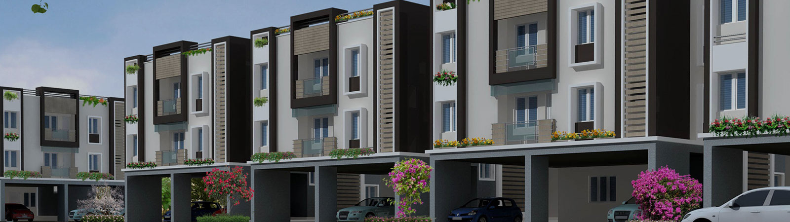 Buy 2 BHK Flats near West Tambaram for Perfect Living